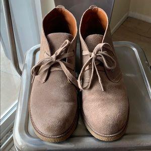 Lucky brand dessert boots